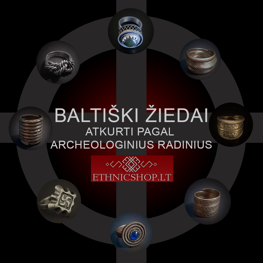 Baltiški papuošalai I Pagan Accesories